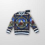 Moletom Dolce & Gabbana 9/10 anos
