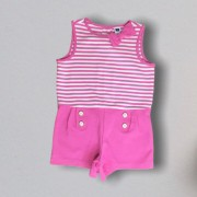 Romper Pink Janie And Jack