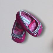 Sapatilha Pink Ralph Lauren