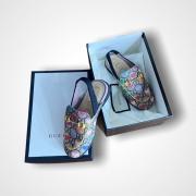 Sapato Slipper Gucci 24UR-22BR