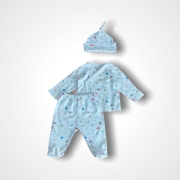 Set Baby Cottons 3 meses