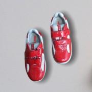 Tênis Vermelho Prada