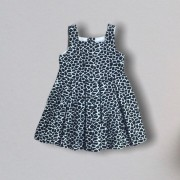 Vestido Animal Print Janie And Jack 2 Anos