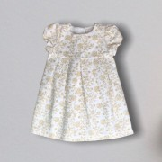 Vestido Floral Nude Janie And Jack