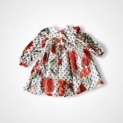 Vestido Seda Dolce & Gabbana