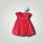 Vestido Vermelho Moschino 24 Meses