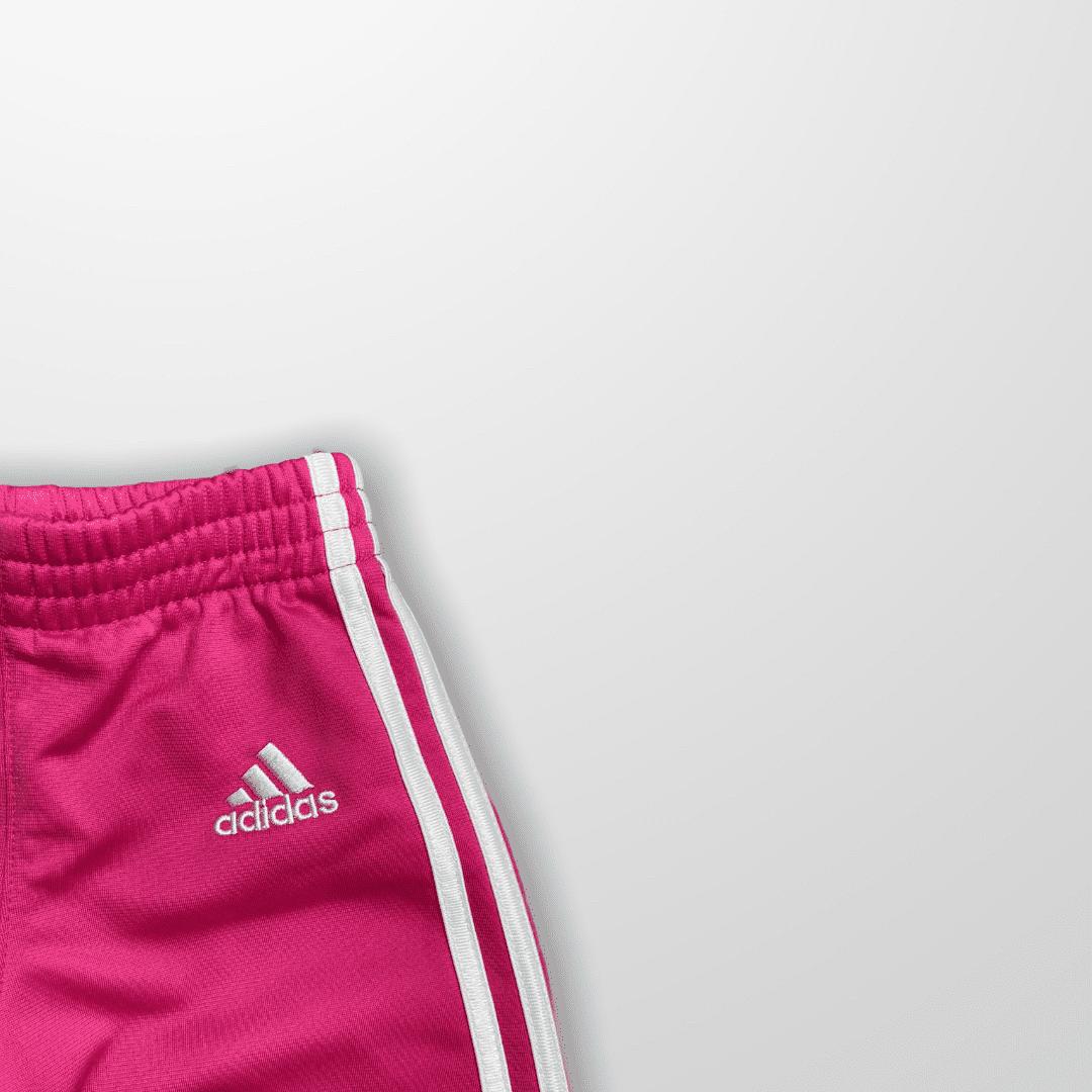 Agasalho Pink Adidas 6 Meses