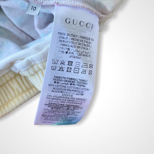 Blusa Gucci - 10 Anos