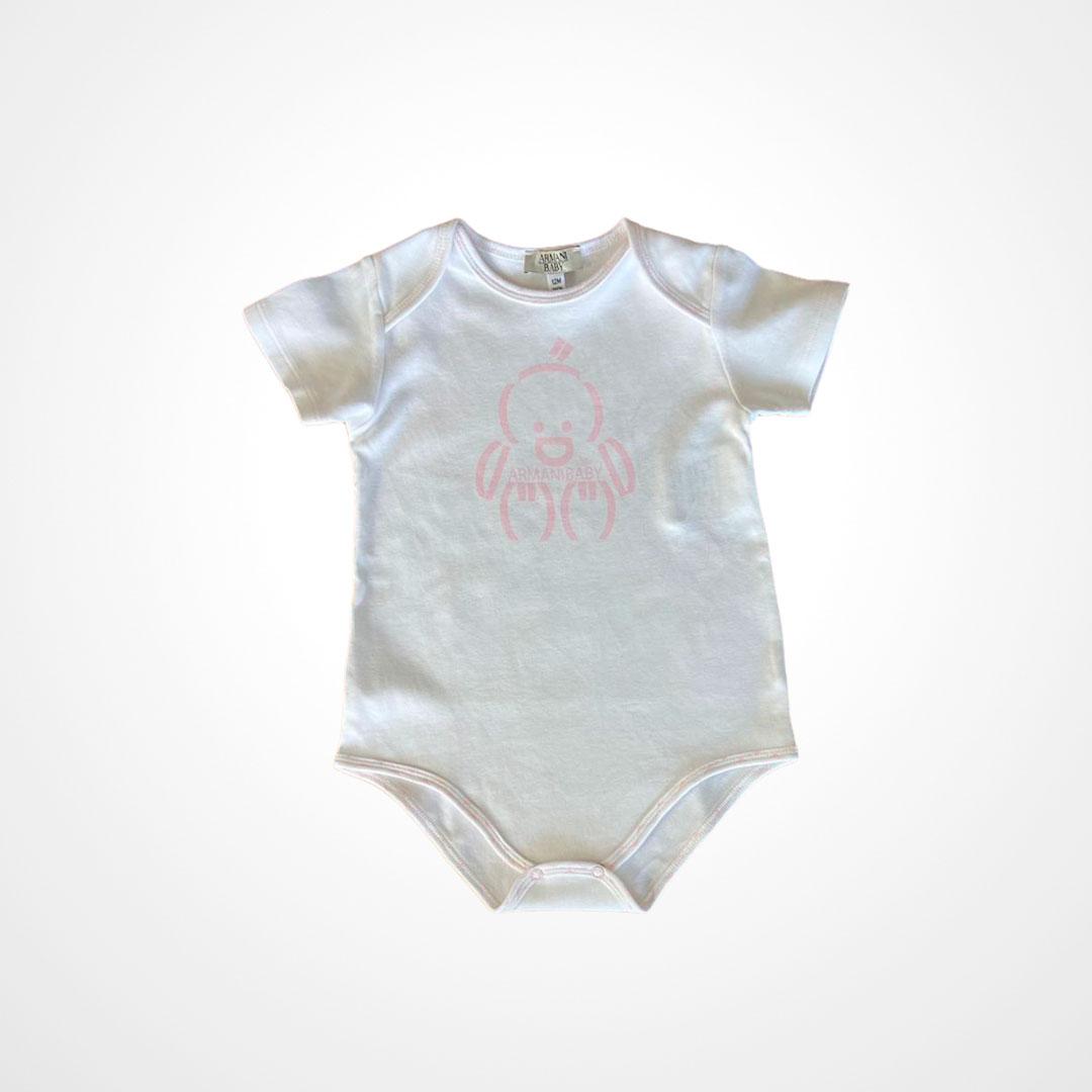 Body Armani 12 meses