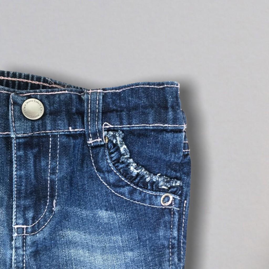 Calça Jeans Bebê Calvin Klein