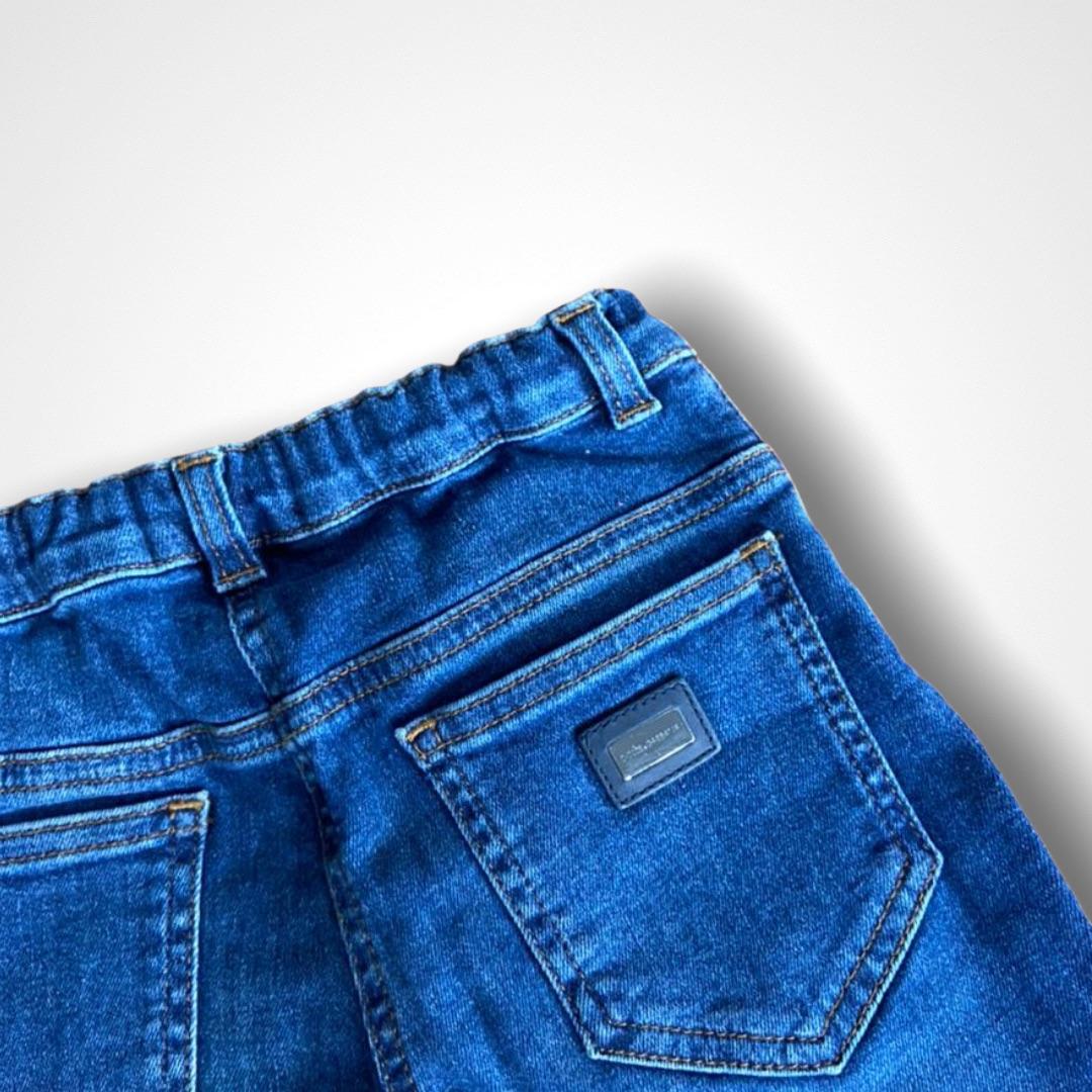 Calça Jeans Dolce & Gabbana - 5 Anos