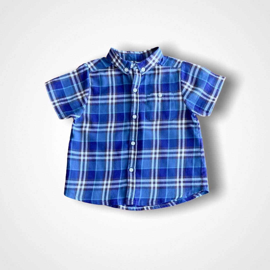 Camisa Burberry - 18 Meses