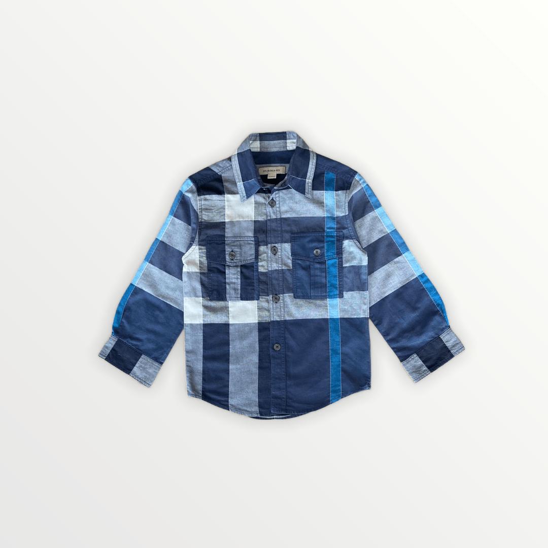 Camisa Burberry 4 anos