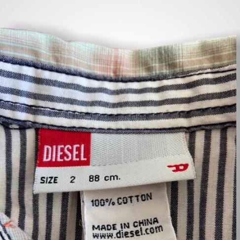 Camisa Diesel - 2 Anos