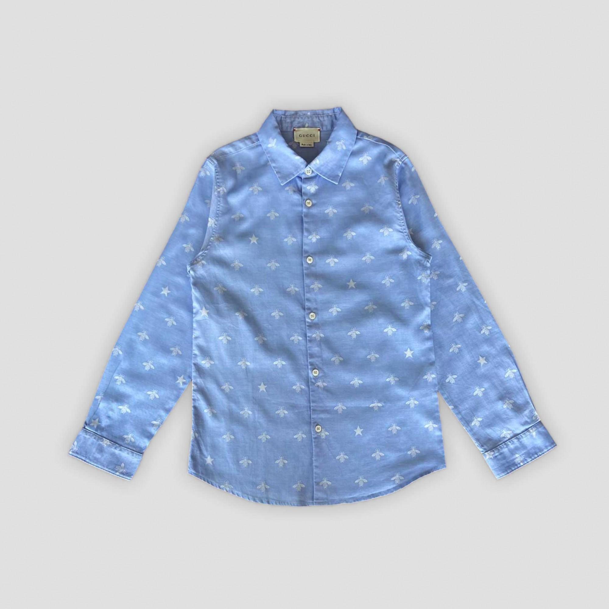 Camisa Gucci 10 anos