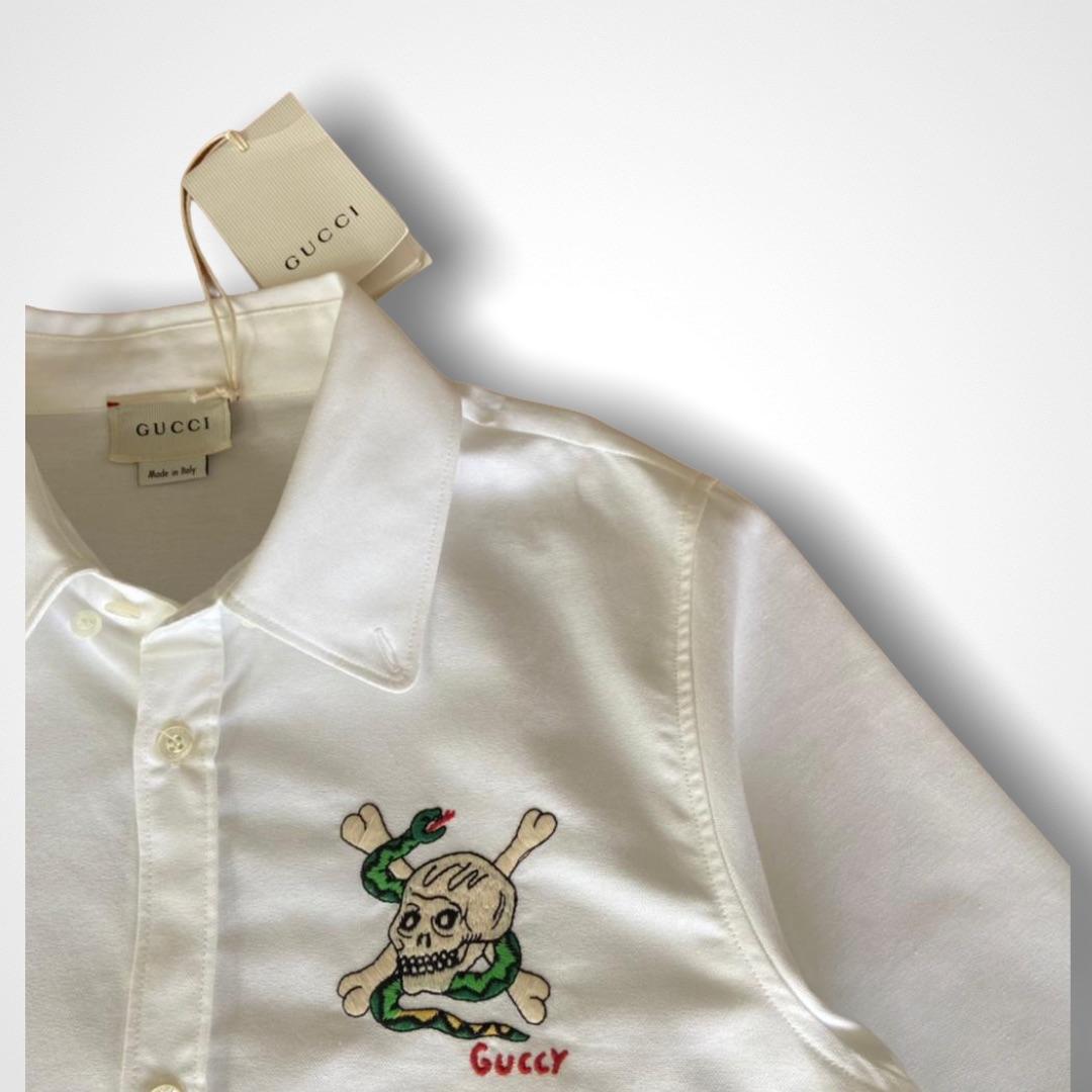 Camisa Gucci - 12 Anos
