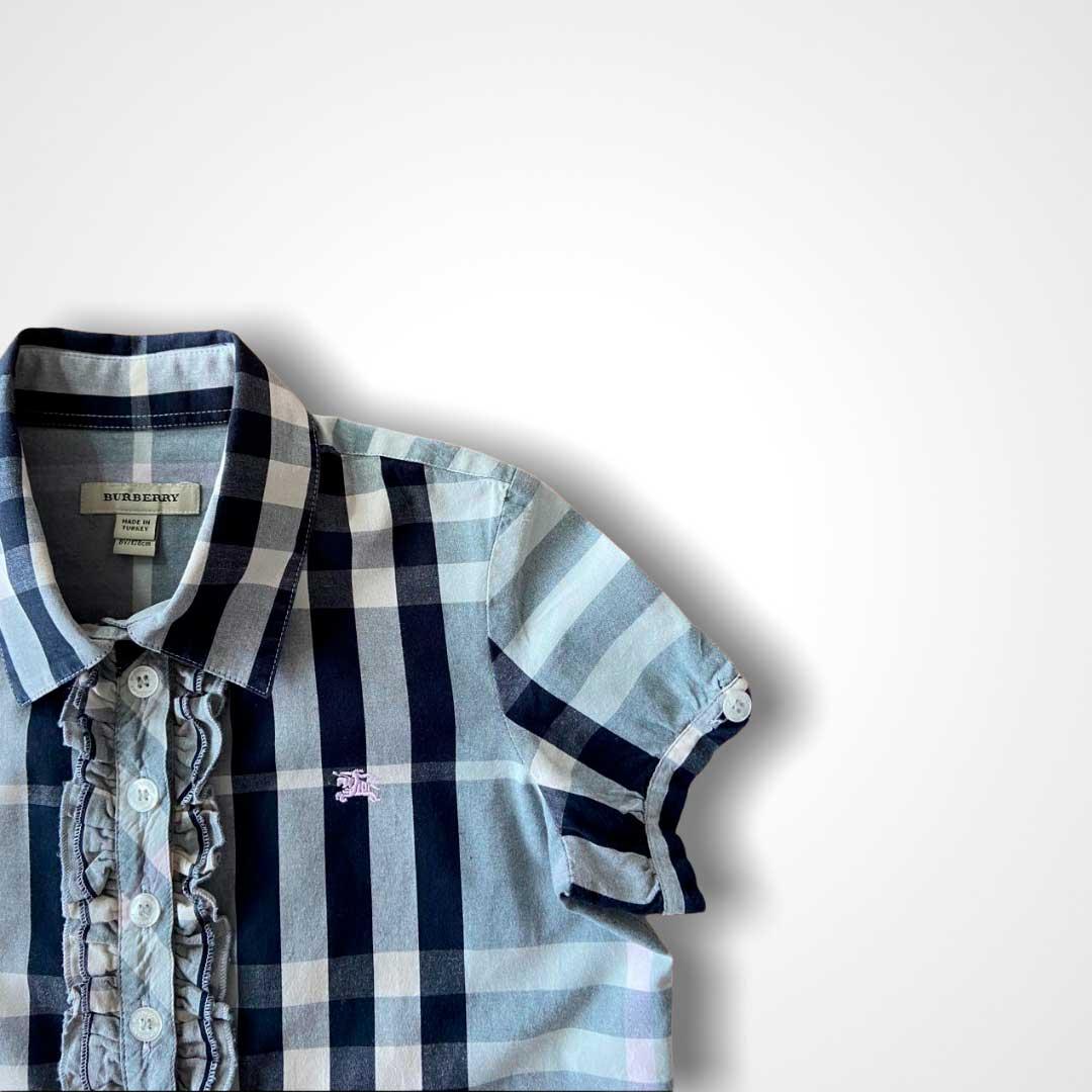 Camisa Menina Burberry 8 anos