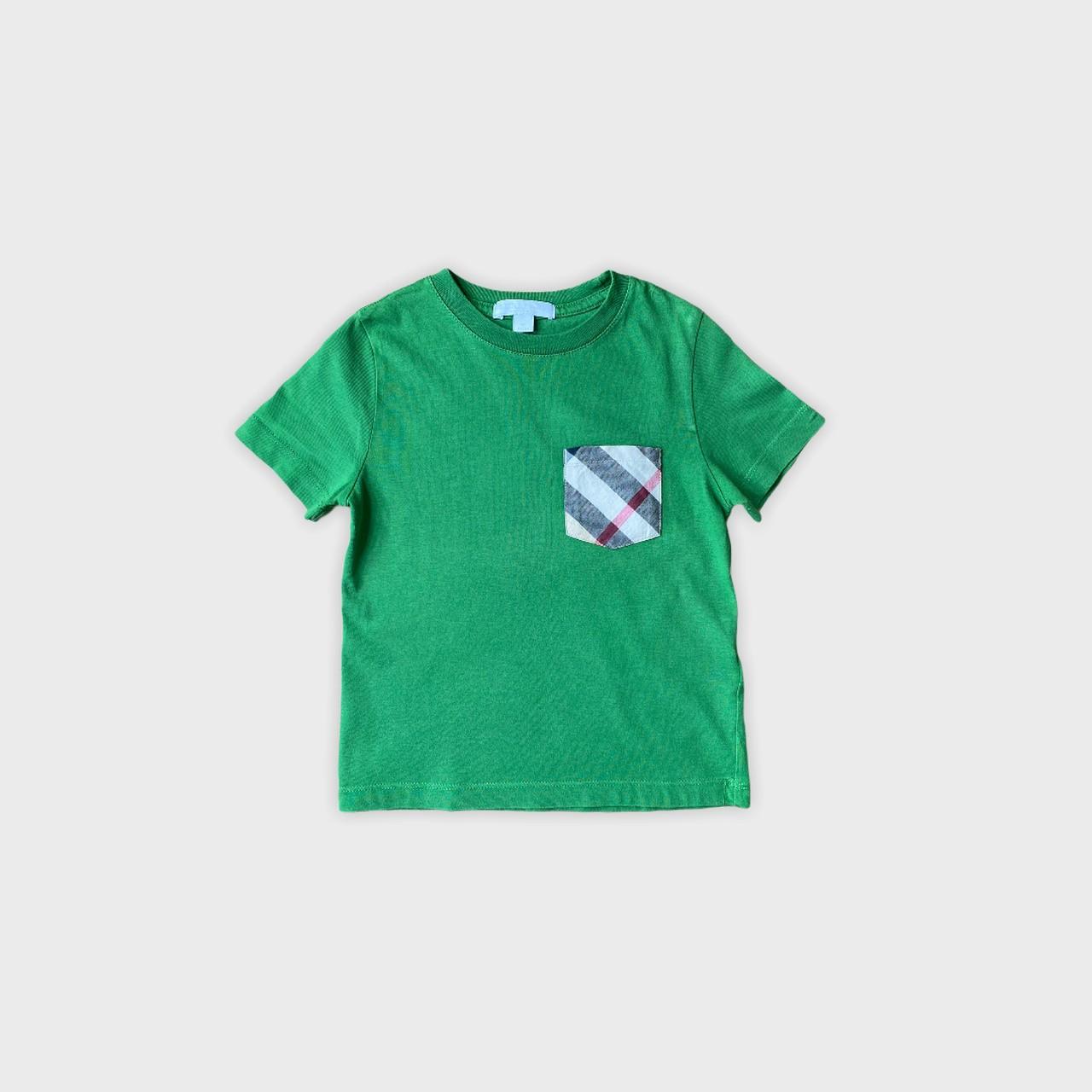 Camiseta Burberry 4 anos
