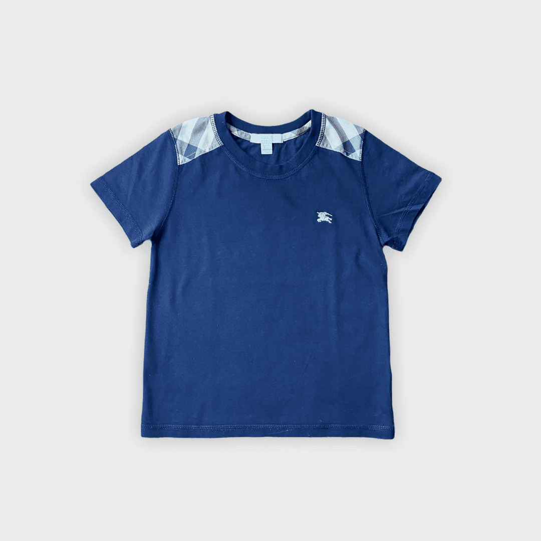 Camiseta Burberry 6 anos