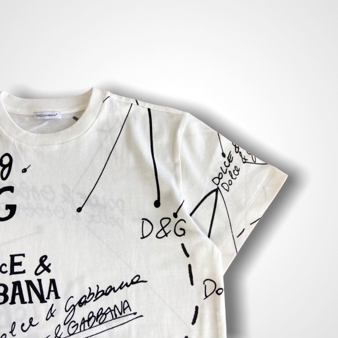 Camiseta Dolce & Gabbana - 11/12 Anos