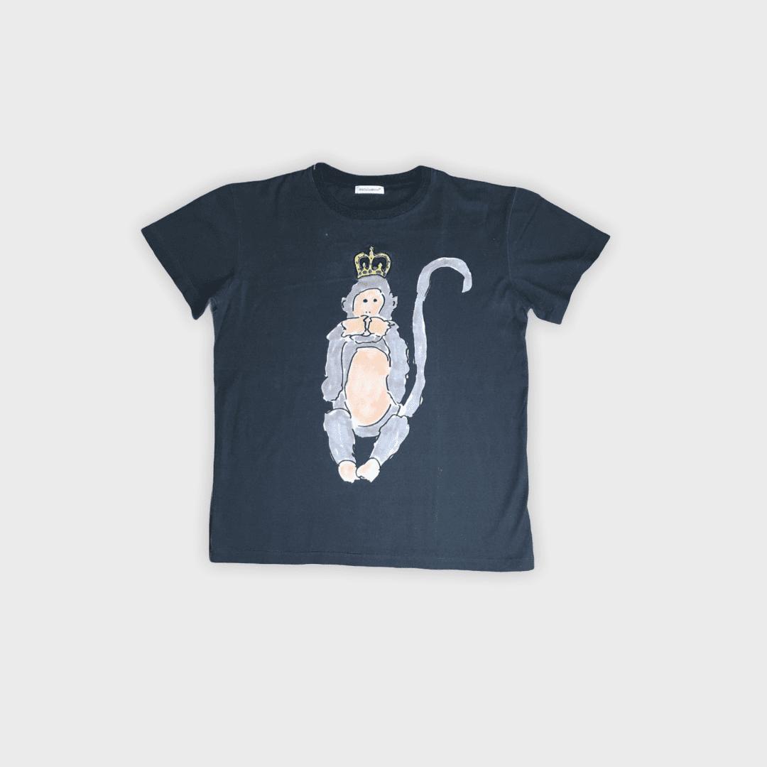 Camiseta Dolce & Gabbana 11/12anos