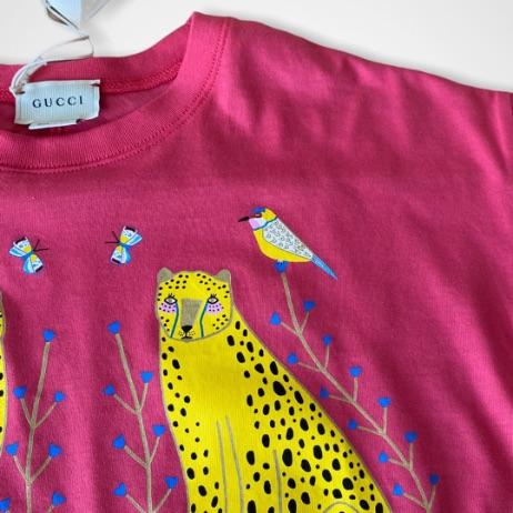 Camiseta Gucci - 6 Anos