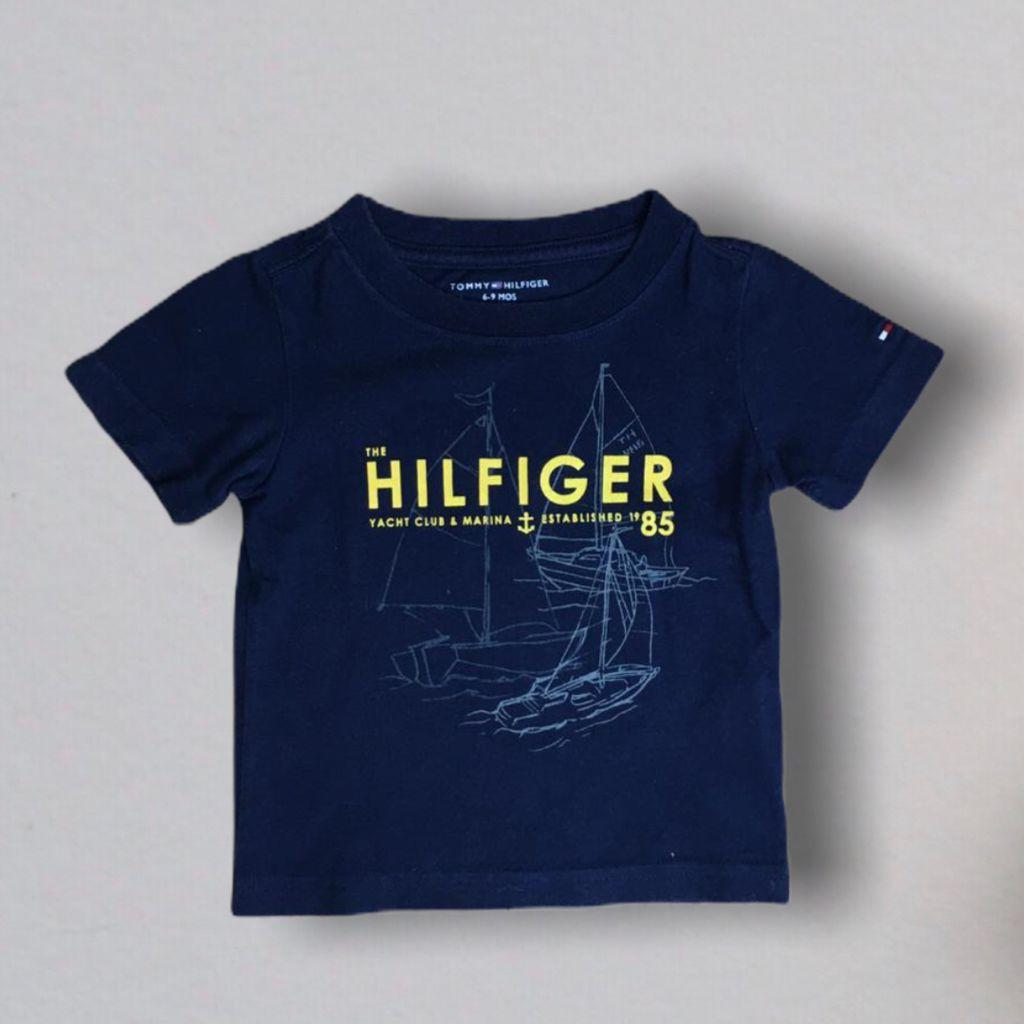 Camiseta Tommy Hilfiger - Estampada