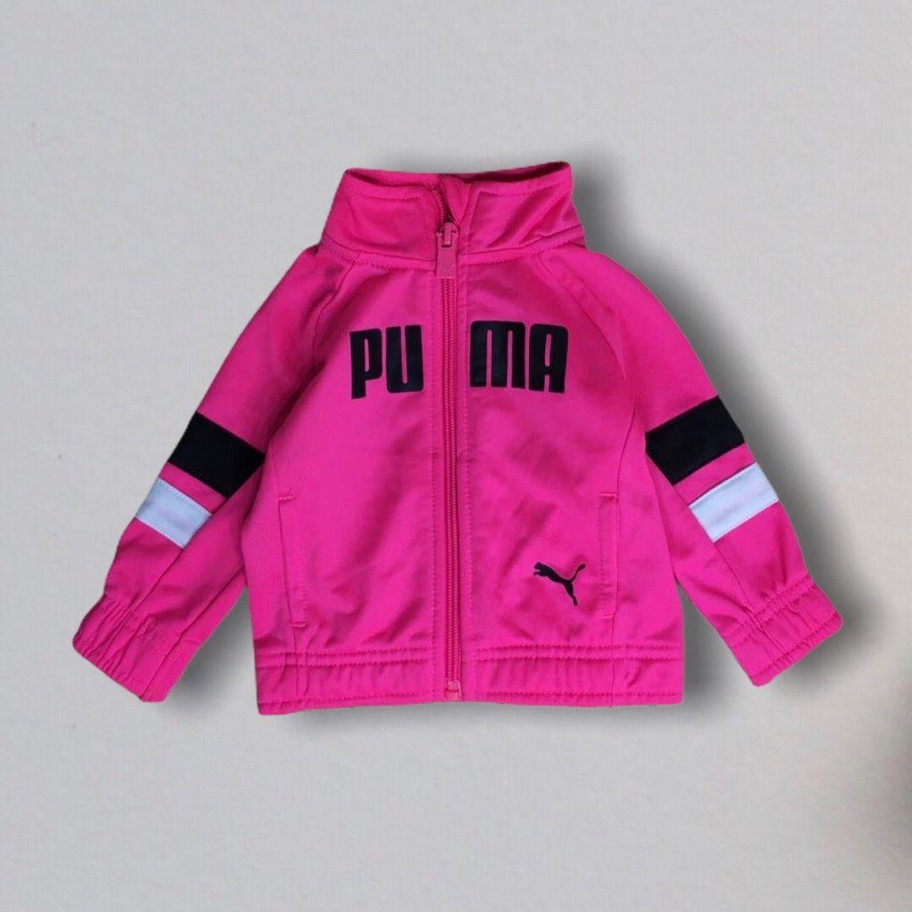 Casaco Pink Puma