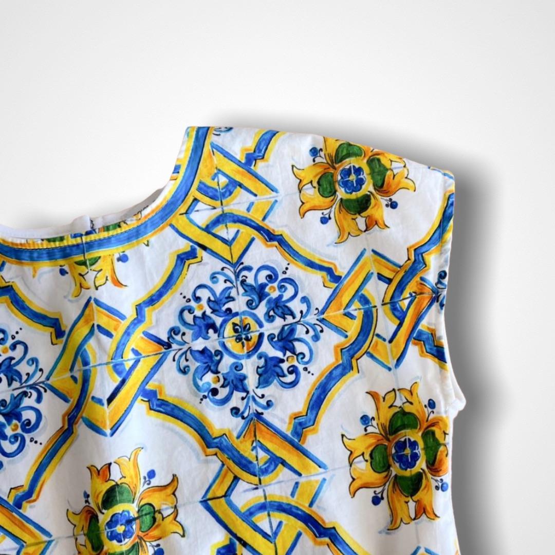 Conjunto Dolce & Gabbana - 3/4 Anos