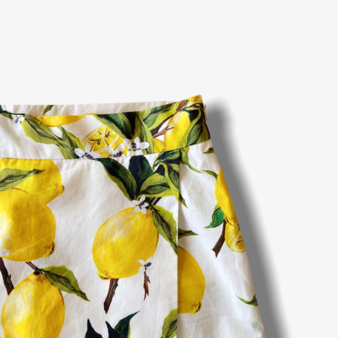 Conjunto Dolce & Gabbana Lemons 3 Anos
