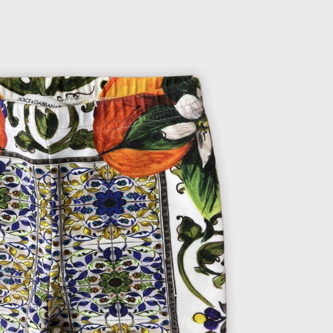 Conjunto Dolce & Gabbana 9/12 meses