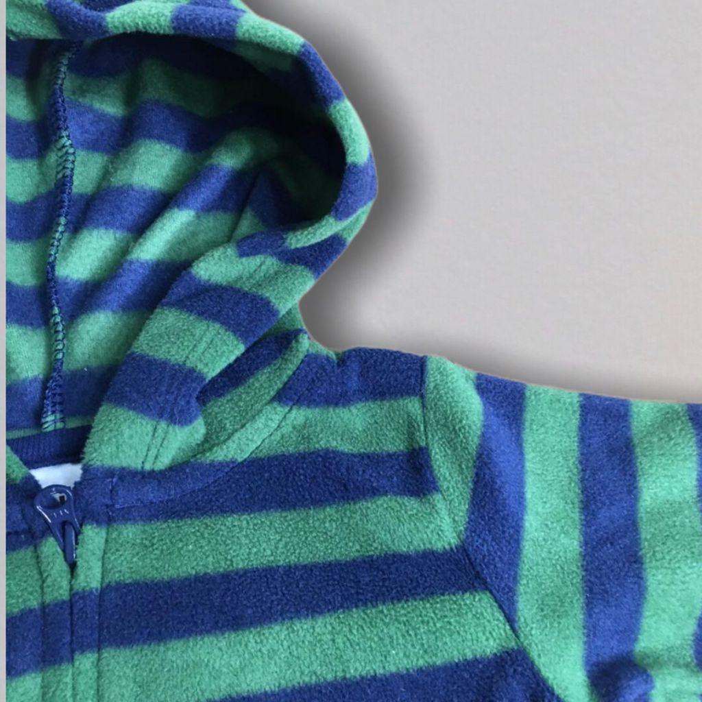 Conjunto Fleece Carter´s Listrado