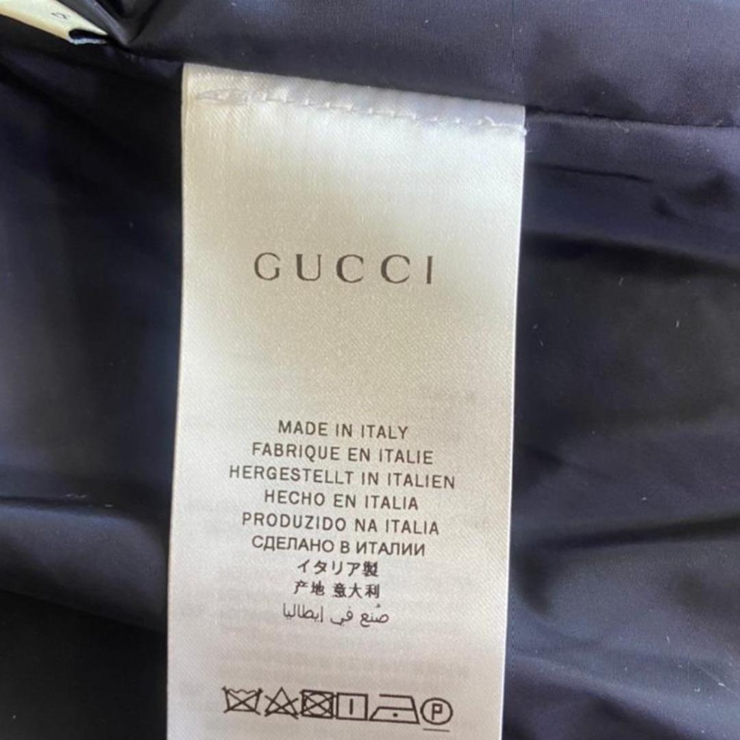 Jaqueta Gucci - 6 Anos
