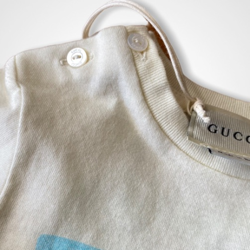 Macacão Gucci - 9-12 Meses