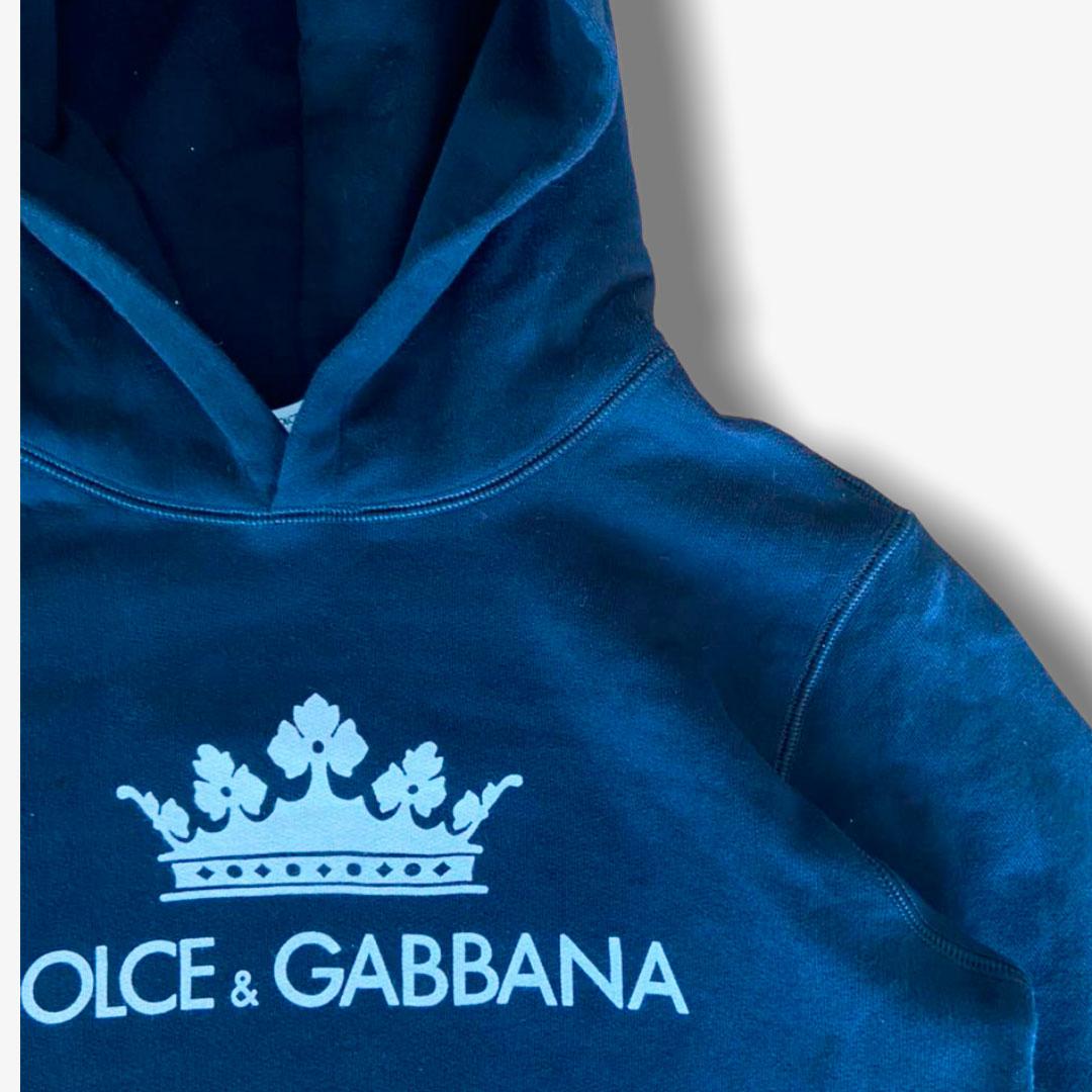 Moletom Dolce&Gabbana 9/10 anos