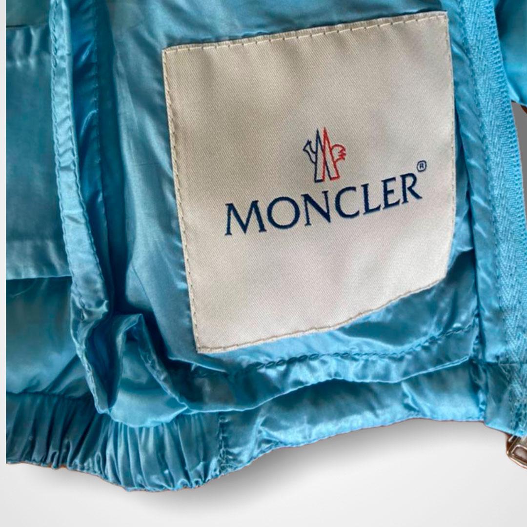 MONCLER 6/9 meses