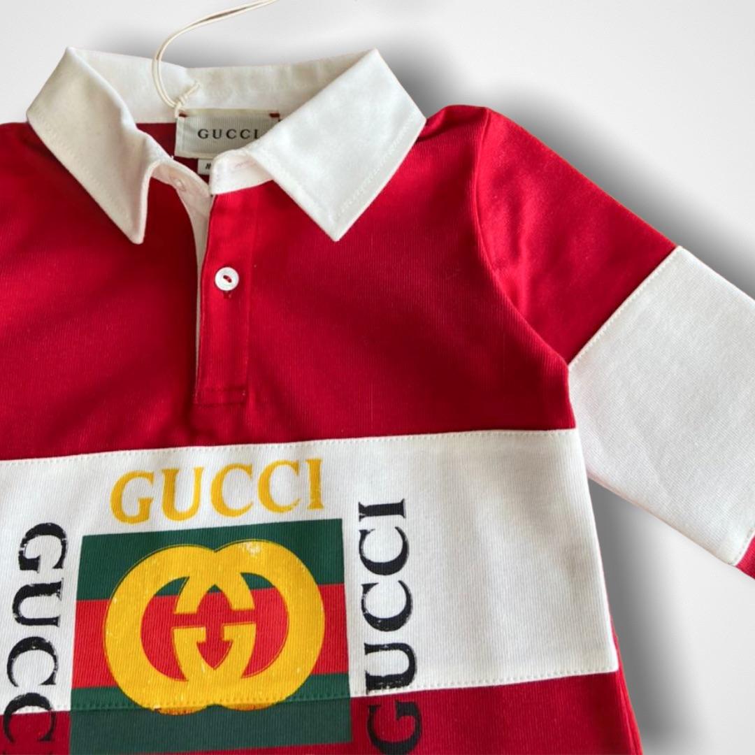 Polo Gucci 9-12 meses
