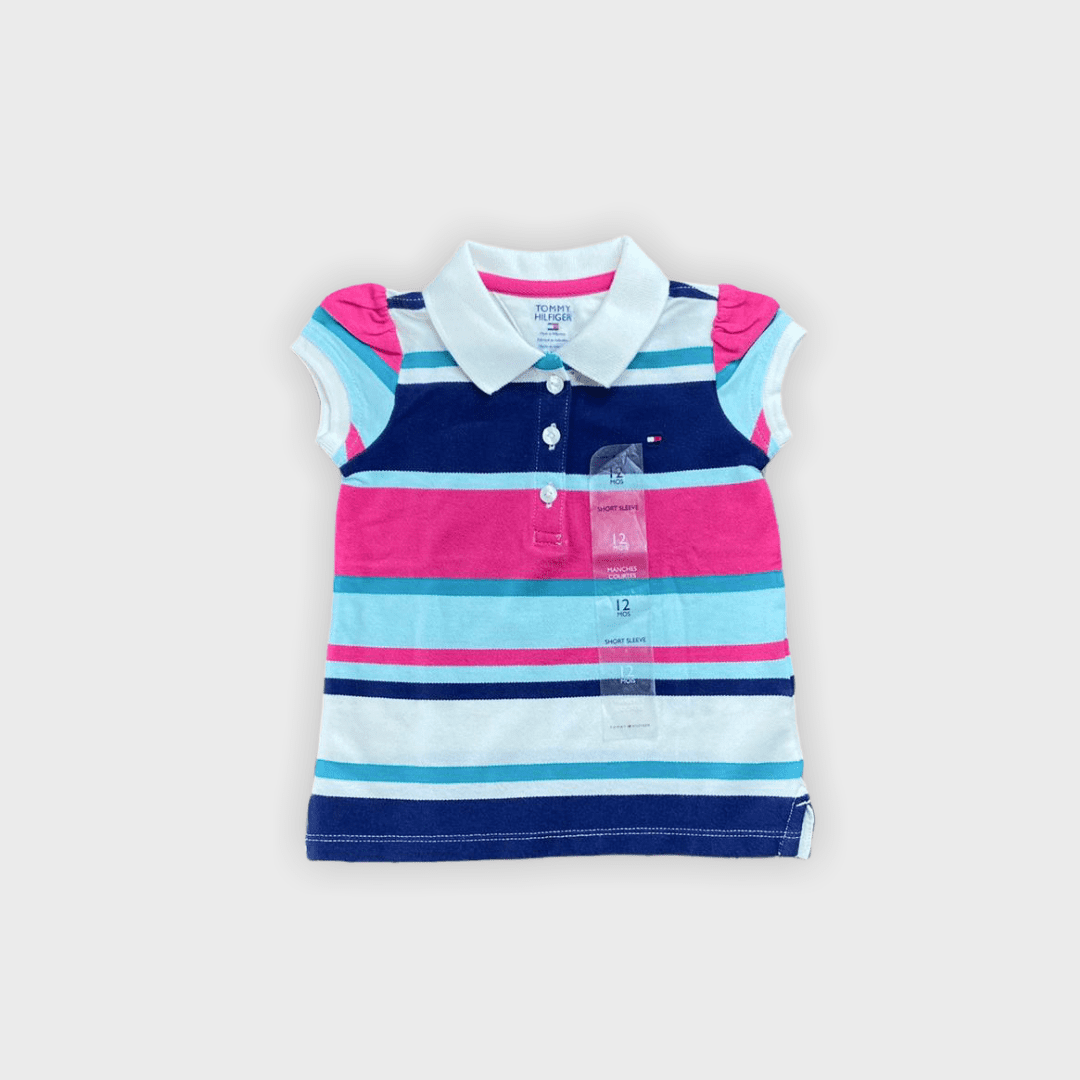Polo Tommy Hilfiger 12 meses