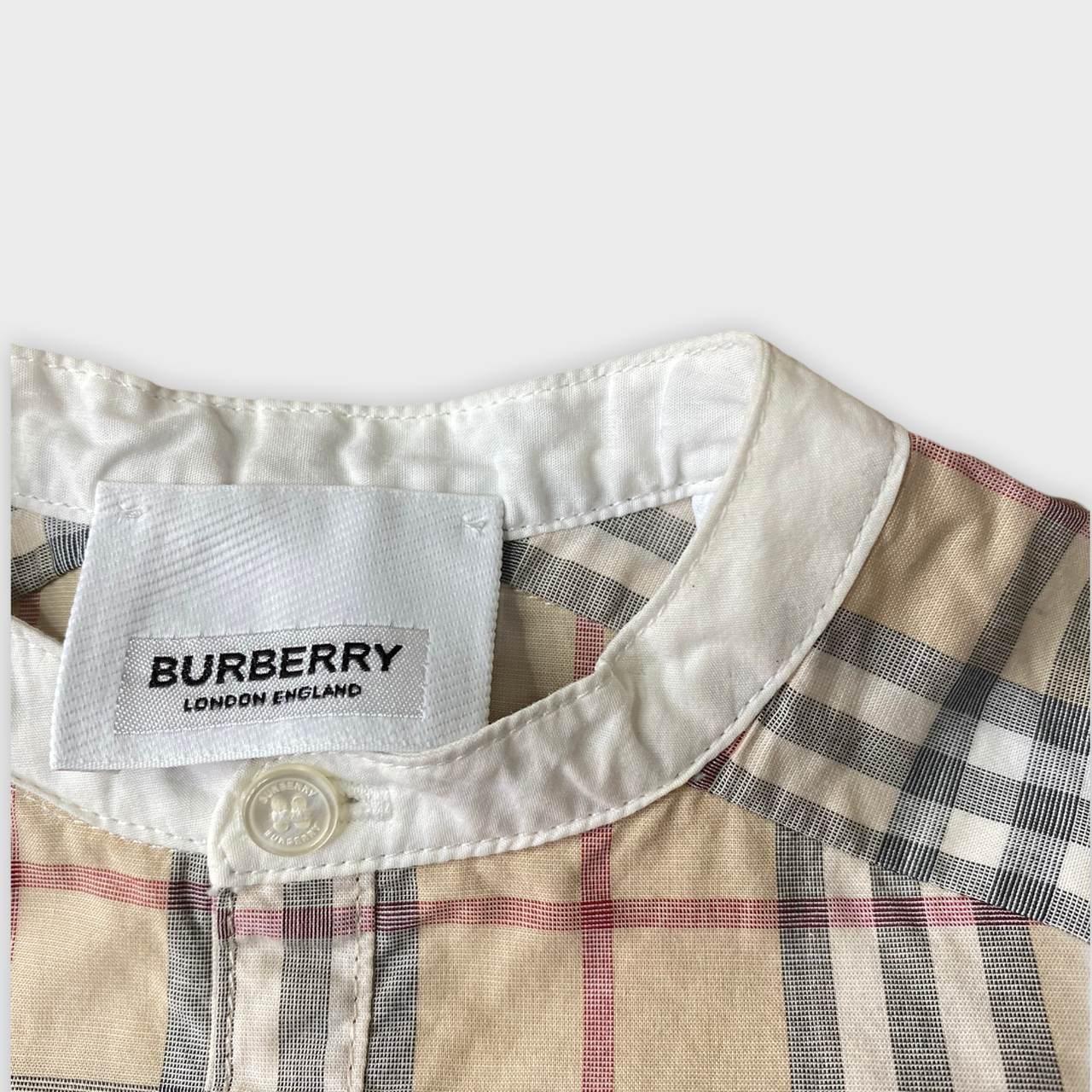 Romper Burberry 3 meses