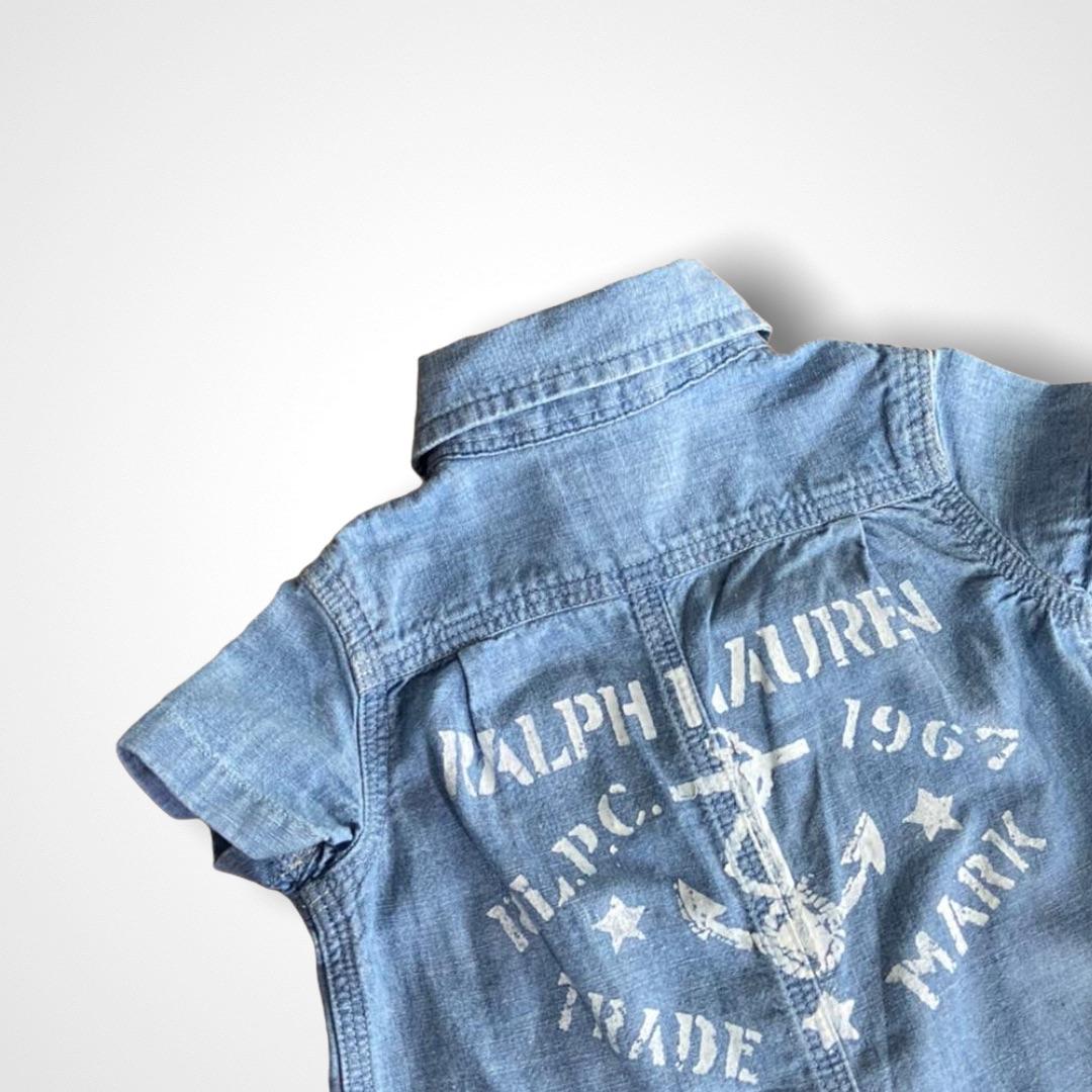 Romper Ralph Lauren - 3 Meses