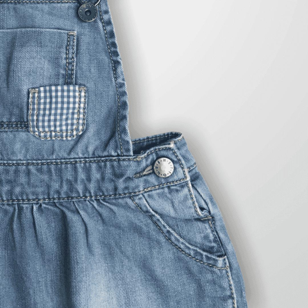 Salopete Jeans Benetton