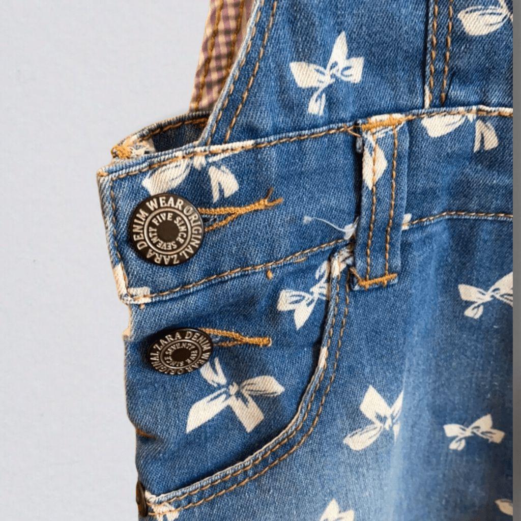 Salopete Jeans Zara
