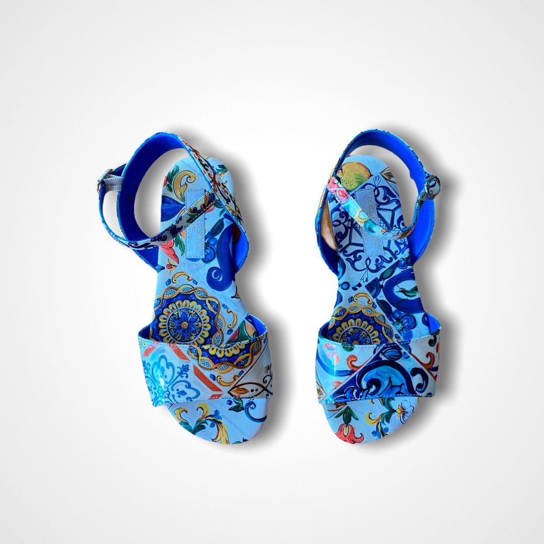 Sandália Dolce&Gabbana 29EUR- 27BR
