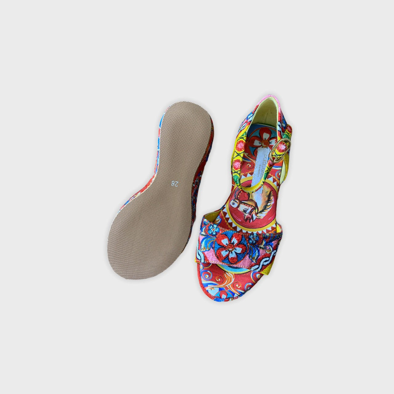 Sandália Dolce&Gabbana Tam. 27BR / 28EUR