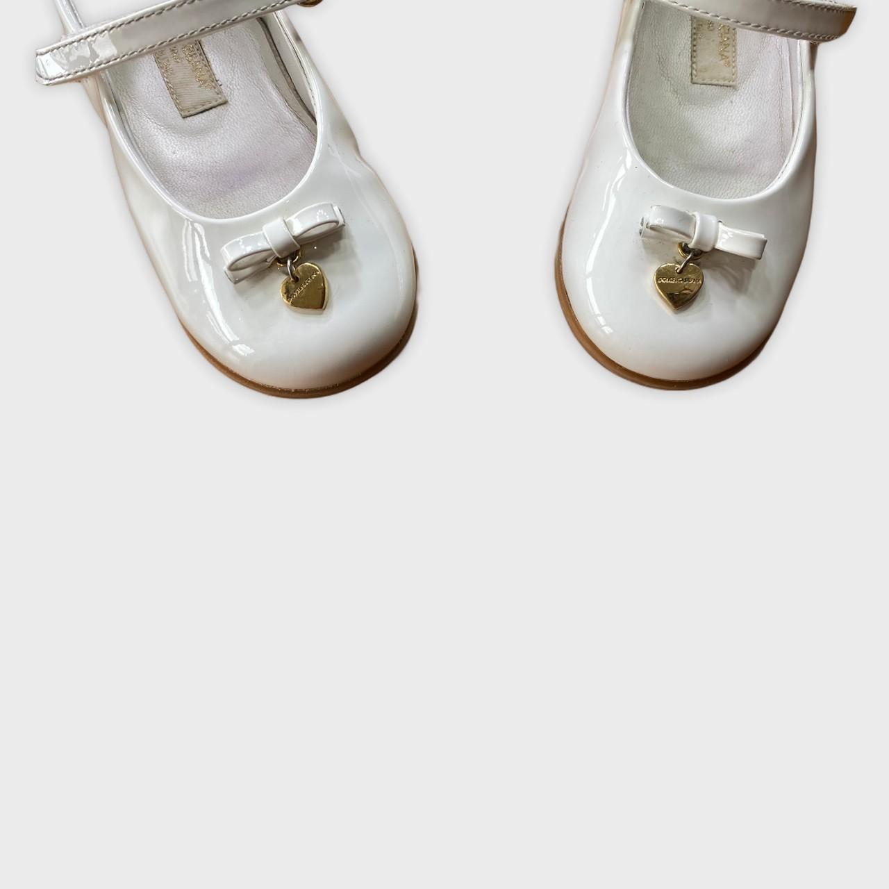 Sapatilha Dolce & Gabbana Tam. 20BR / 21EUR