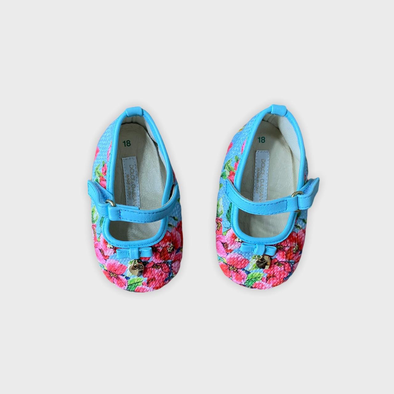 Sapatilha Dolce&Gabbana Tam. 17BR / 18EUR