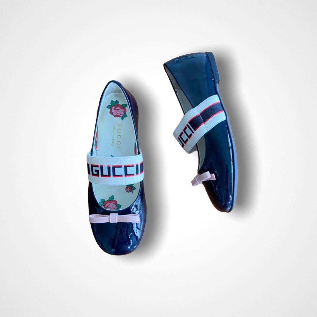 Sapatilha Gucci - 28EUR / 26BR