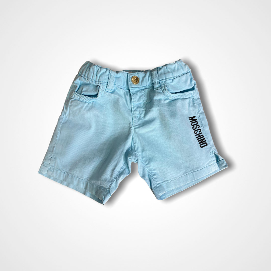 Shorts Moschino 6/9 meses