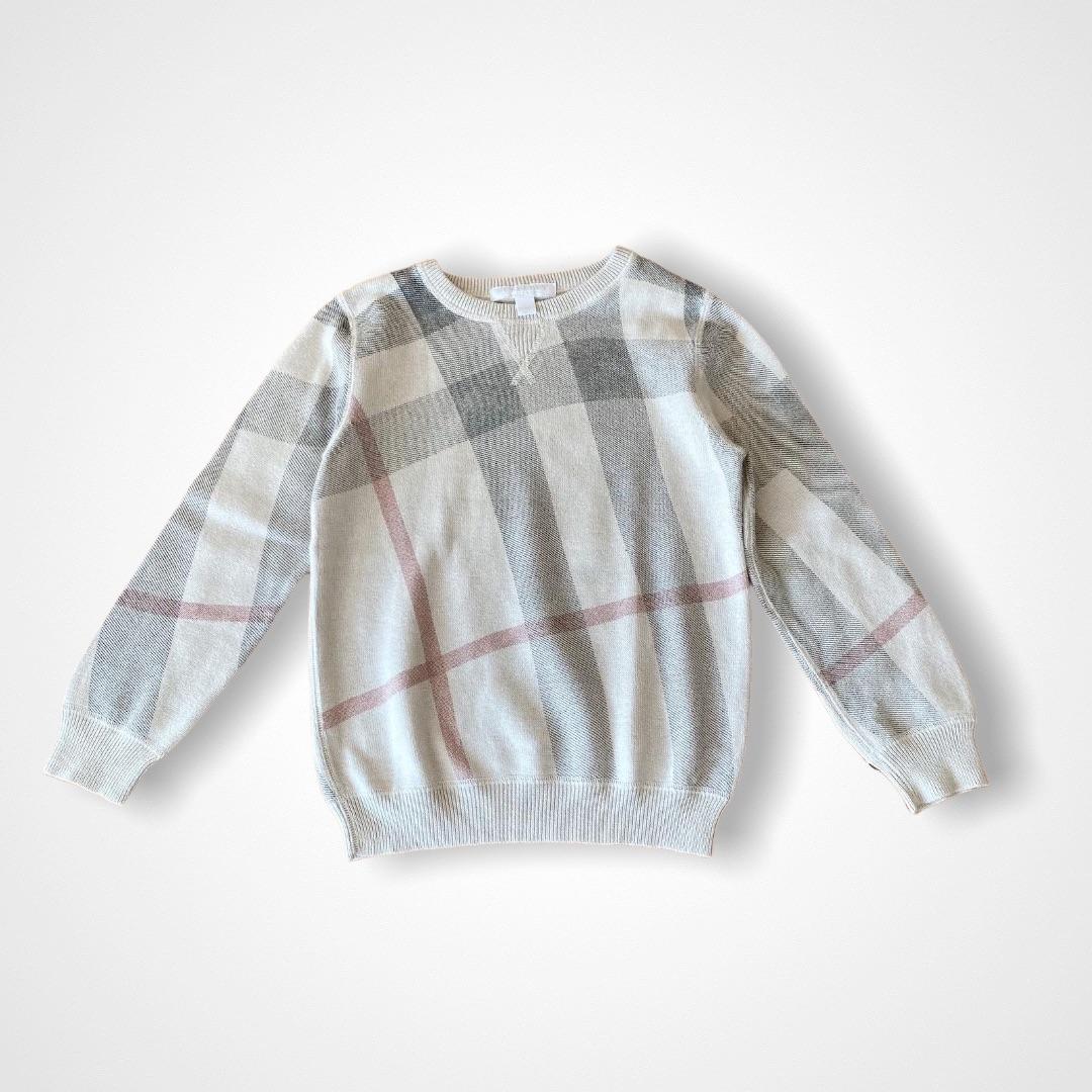 Suéter Burberry - 5 Anos