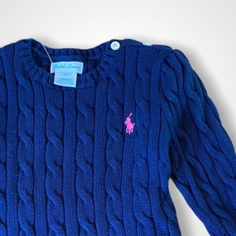 Suéter Ralph Lauren - 24 Meses